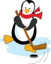 Penguin Hockey Stock Photos