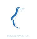 Penguin minimal illustration