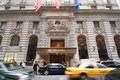 Peninsula hotel new york usa Royalty Free Stock Photography