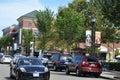 Peninsula Town Center in Virginia Royalty Free Stock Photo
