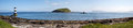 Penmon Point Stock Photo