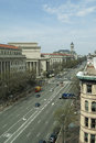 Pennsylvania avenue washington dc Stock Photos