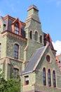 Pennsylvania state university philadelphia united states penn college hall building Royalty Free Stock Photography