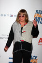 Penny marshall arriving at the rock to erase ms gala at the century plaza hotel in century ciy ca on may Stock Images