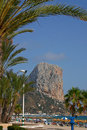 Penon Ifach - 03 Royalty Free Stock Photography