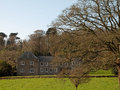 Penrose Manor House Cornwall Royalty Free Stock Image