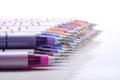 Pens Royalty Free Stock Photo