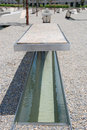 Pentagon memorial in Washington DC Royalty Free Stock Photos