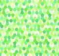 Pentagon pattern. Seamless vector background