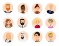 People avatars collection