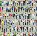 People Diversity Success Celebration Happiness Community Concept Royalty Free Stock Photo