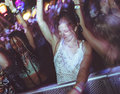 People Enjoying Live Music Concert Festival Royalty Free Stock Photo
