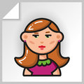 People face icons_23