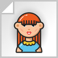 People face icons_38