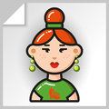 People face icons_27