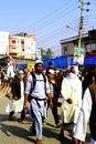 People going to ijtema global congregation event bishwa or bishsho istema bengali বিশ্ব ইজতেমা the world or Stock Photos