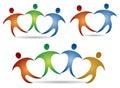 People heart logo