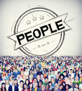 People Human Humanity Individuality Person Concept Royalty Free Stock Photo