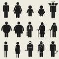 People Icon Sign Symbol Pictog...