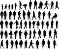 Lidé ilustrace