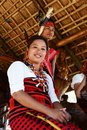 People of Nagaland Royalty Free Stock Photo
