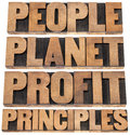 People, Planet, Profit, Princi...