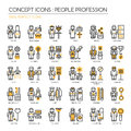 People Profession , Pixel Perfect Icons