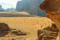 People Travelling In Wadi Rum ...