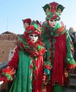 stock image of  People,venice carnival mask