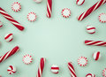 Peppermint Background Royalty Free Stock Photo