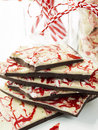 Peppermint Bark Royalty Free Stock Photo