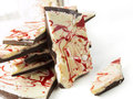 Peppermint Bark Stock Images