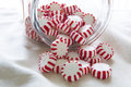 Peppermint Candy In Jar
