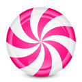 Peppermint candy vector illustration of Royalty Free Stock Photos