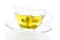 Peppermint tea. Royalty Free Stock Photo
