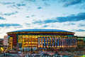 Pepsi center in denver colorado may on may it s a multi purpose arena united states and named for its Royalty Free Stock Image