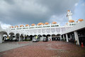 Perak state mosque in ipoh perak malaysia – december on december it is landmark of town this mosque's uniqueness Stock Image