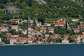 Perast town Royalty Free Stock Images