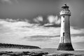 Perch Rock Lighthouse Royalty Free Stock Photo