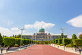 Perdana putra putrajaya malaysia is the official administration office of the malaysian government it houses the office of the Royalty Free Stock Image