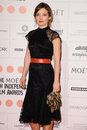 Perdita weeks arriving for the moet british independent film awards at old billingsgate london picture by steve vas featureflash Stock Photo