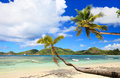 Perfect beach in Seychelles Royalty Free Stock Images