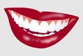 Perfect teeth concept Royalty Free Stock Photo
