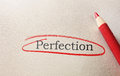Perfection circle Royalty Free Stock Photo
