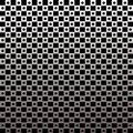 Perforated metallic plate featured abstract background illustration Stock Photos