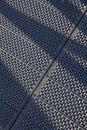 Perforated steel plates Royalty Free Stock Photo