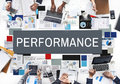 Performance Accomplishment Implementation Concept Royalty Free Stock Photo