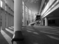 Performing Arts Theatre Foyer Royalty Free Stock Photo