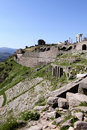 Pergamon or Bergama Stock Photography