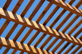 Pergola Royalty Free Stock Image